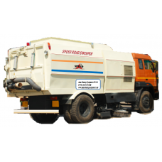 HCV SWEEP- Road Sweeper Machine
