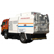 SPEED ROAD SWEEPER