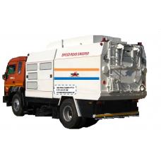 LCV-SWEEP - Speed Road Sweeper