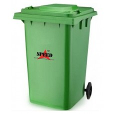 Garbage Dustbin 120 ltr
