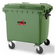 Plastic wheel Dustbin 1100 Ltr