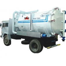 Suction Dump Tank