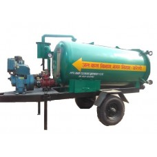 Tractor Sewer Suction Machine