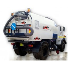 Truck mounted Road Sweepers